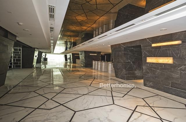 semi-furnished and shell & core office for rent in sheikh zayed road, burj al salam   12