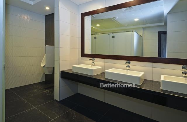semi-furnished and shell & core office for rent in sheikh zayed road, burj al salam | 3