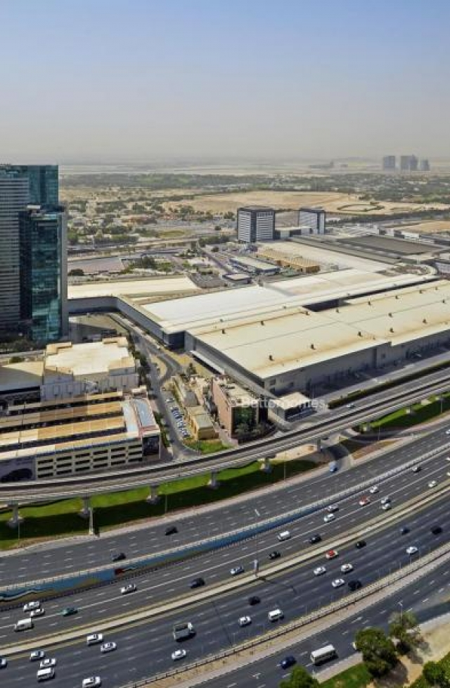 semi-furnished and shell & core office for rent in sheikh zayed road, burj al salam | 15
