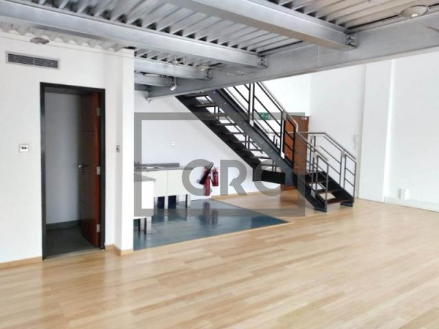 office for rent in dubai media city, loft office 2 | 1