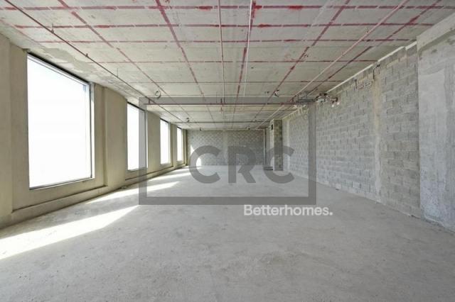 shell & core office for rent in mohammad bin rashid city, dubai hills estate   0