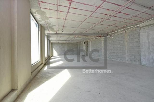 shell & core office for rent in mohammad bin rashid city, dubai hills estate   2