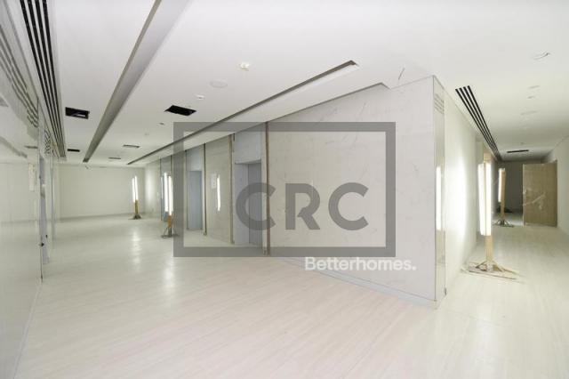 shell & core office for rent in mohammad bin rashid city, dubai hills estate   8