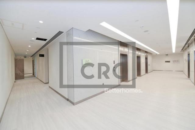 shell & core office for rent in mohammad bin rashid city, dubai hills estate   9