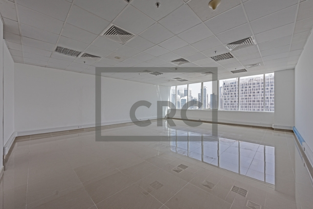 semi-furnished office for rent in business bay, capital golden tower | 4