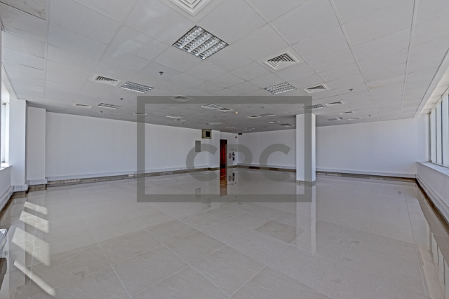 semi-furnished office for rent in business bay, capital golden tower | 5