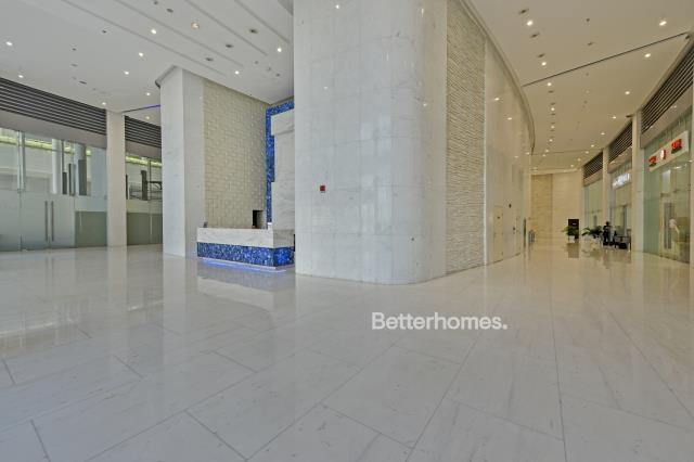 shell & core office for rent in business bay, bay gate   2
