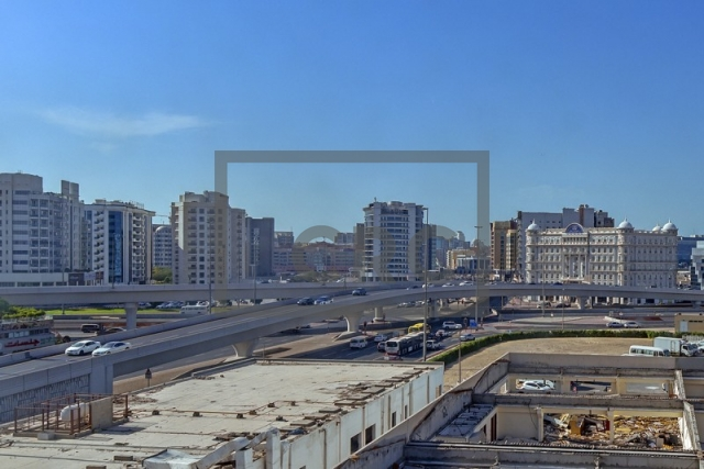 furnished business center for rent in al garhoud, airport road area | 3