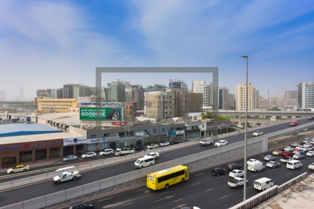 furnished business center for rent in al garhoud, airport road area | 8