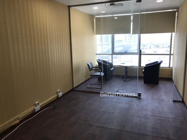 furnished business center for rent in al garhoud, airport road area   4
