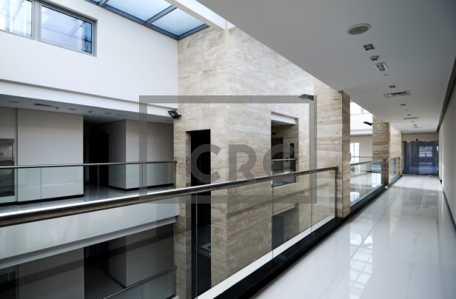 furnished business center for rent in al garhoud, airport road area   12