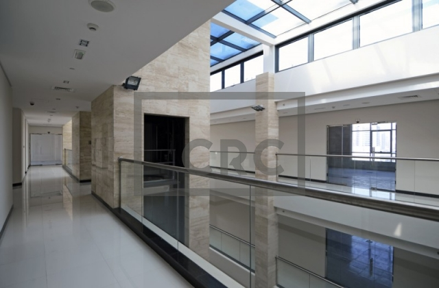 furnished business center for rent in al garhoud, airport road area   11