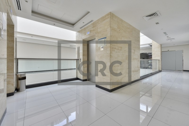 furnished business center for rent in deira, airport road building   4