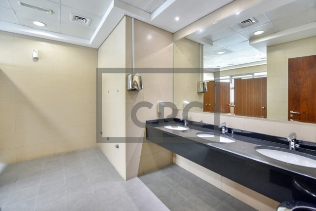 furnished business center for rent in deira, airport road building   7
