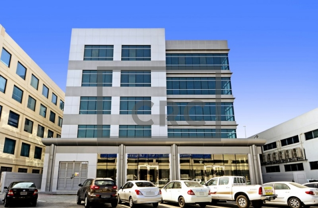 furnished business center for rent in deira, airport road building   8