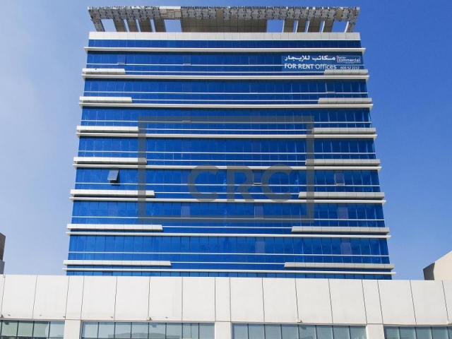 office for rent in deira, sapphire tower   5