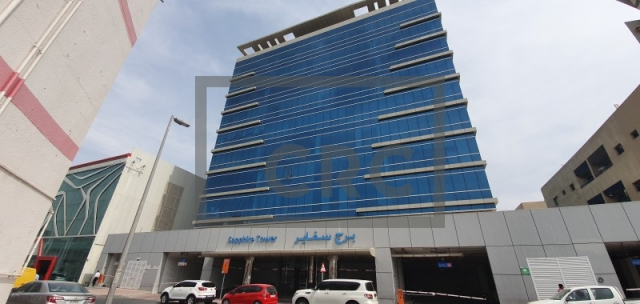 office for rent in deira, sapphire tower   12