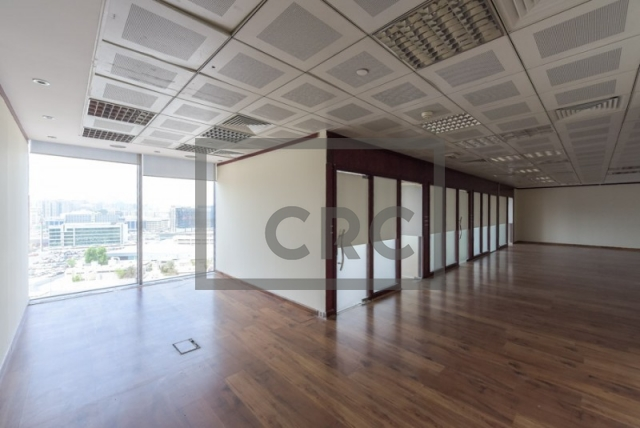 1,555 sq.ft. Office in Deira, Port Saeed for AED 101,075