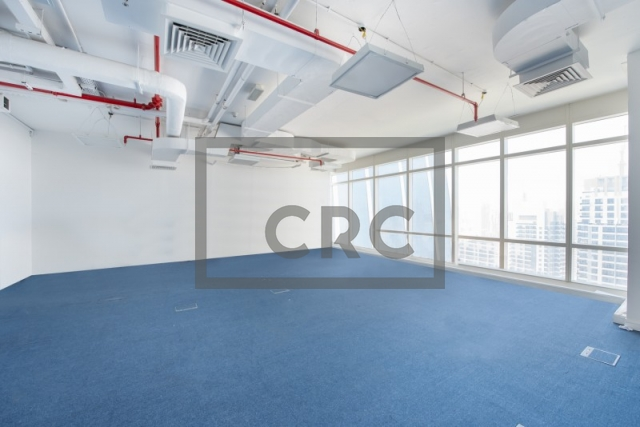 1,189 sq.ft. Office in Jumeirah Lake Towers, Liwa Heights for AED 83,230