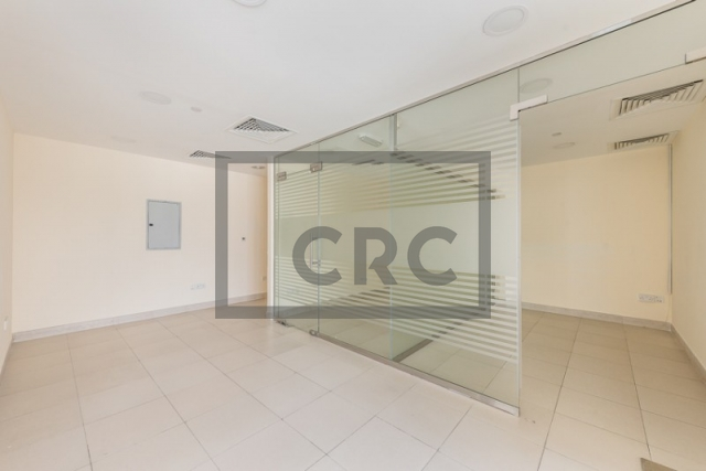 1,087 sq.ft. Office in Deira, Business Point for AED 70,655