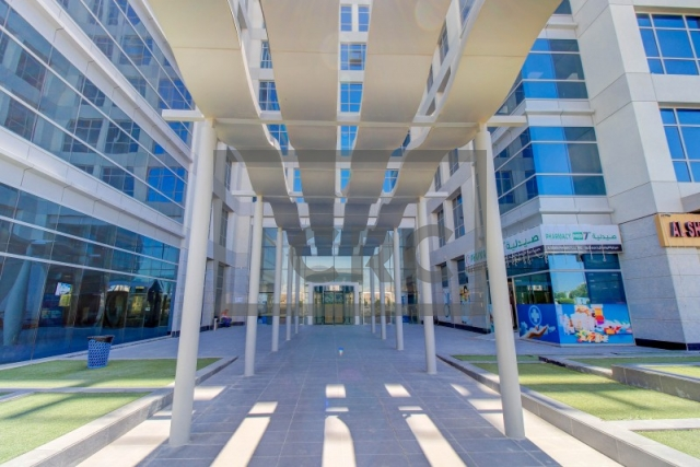 1,666 sq.ft. Office in Dubai Investment Park, Bayan Business Centre for AED 80,000