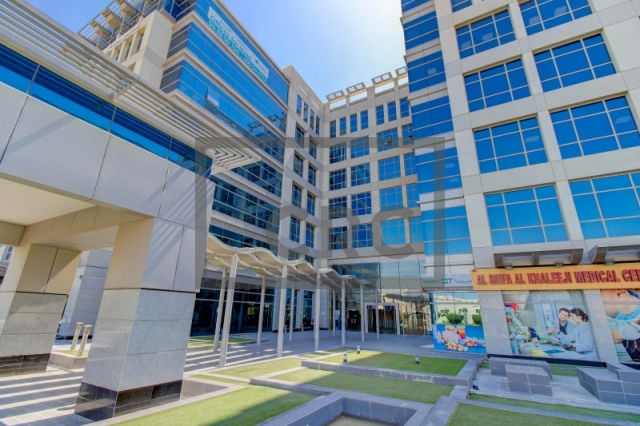 1,468 sq.ft. Office in Dubai Investment Park, Bayan Business Centre for AED 70,500
