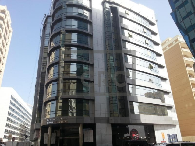 office for rent in al barsha, sama building | 7