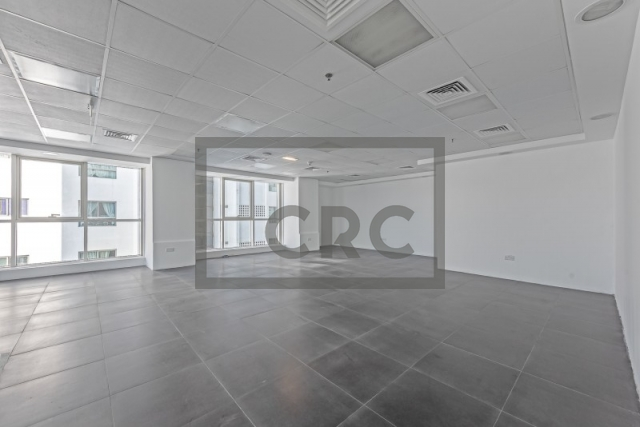 3,756 sq.ft. Office in Sheikh Zayed Road, Aspin Commercial Tower for AED 368,088