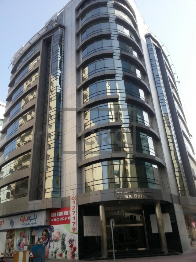 2,066 sq.ft. Office in Al Barsha, Sama Building for AED 123,960