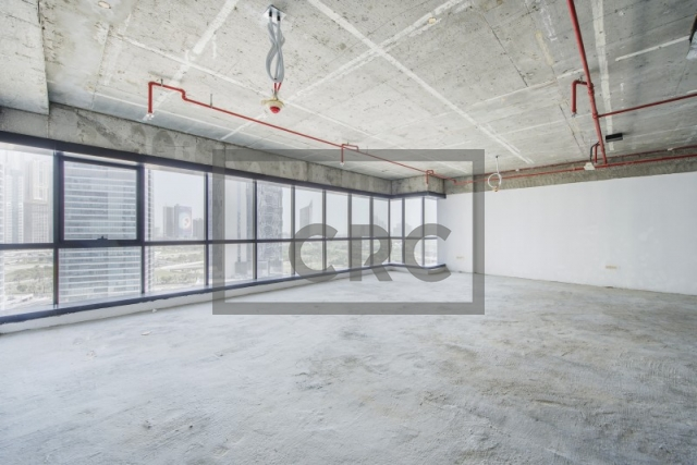 1,103 sq.ft. Office in Jumeirah Lake Towers, Jumeirah Business Centre 3 for AED 83,282