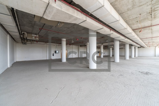 6,856 sq.ft. Office in Jumeirah Lake Towers, Red Diamond for AED 480,000