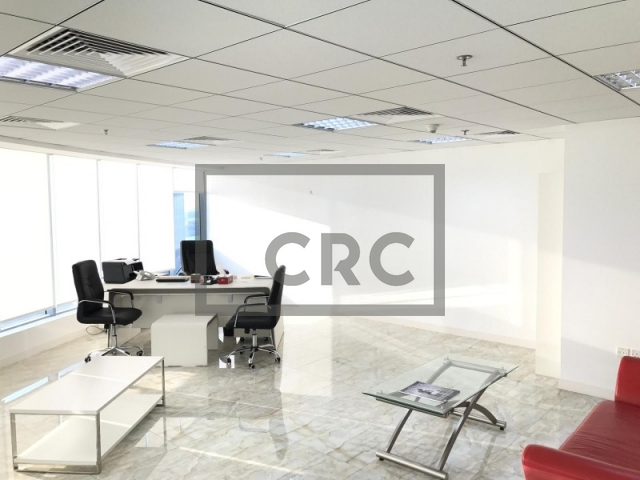1,209 sq.ft. Office in Business Bay, Xl Tower for AED 110,000