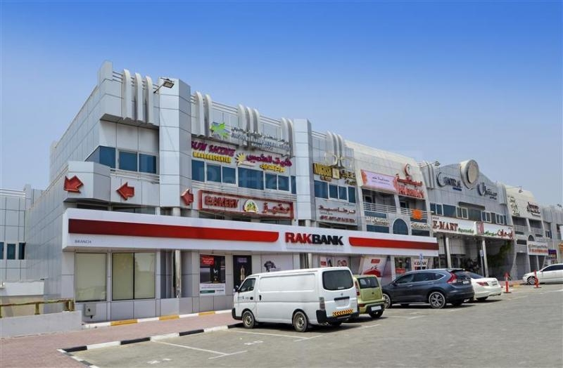 Studio Retail For Rent in  Central Building,  Mirdif | 7