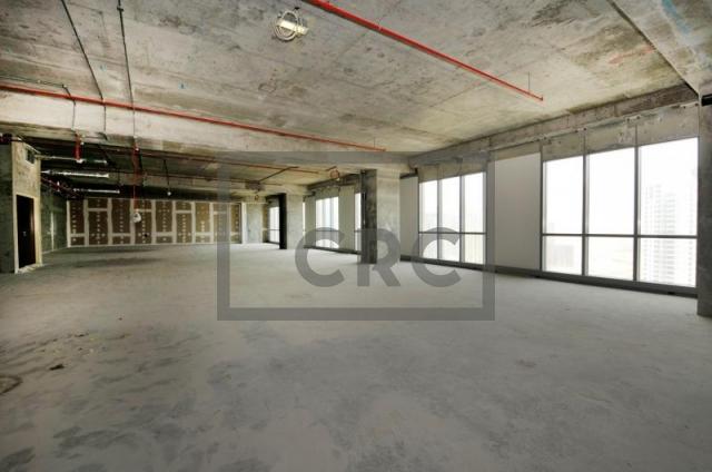 3,954 sq.ft. Office in Dubai Marina, Marina Plaza for AED 375,630