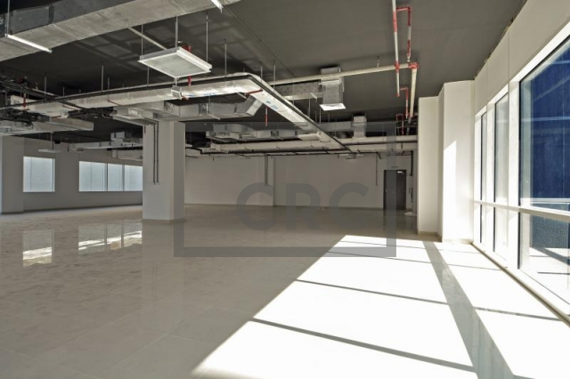 4,446 sq.ft. Office in Business Bay, Bay Square Building 7 for AED 533,520