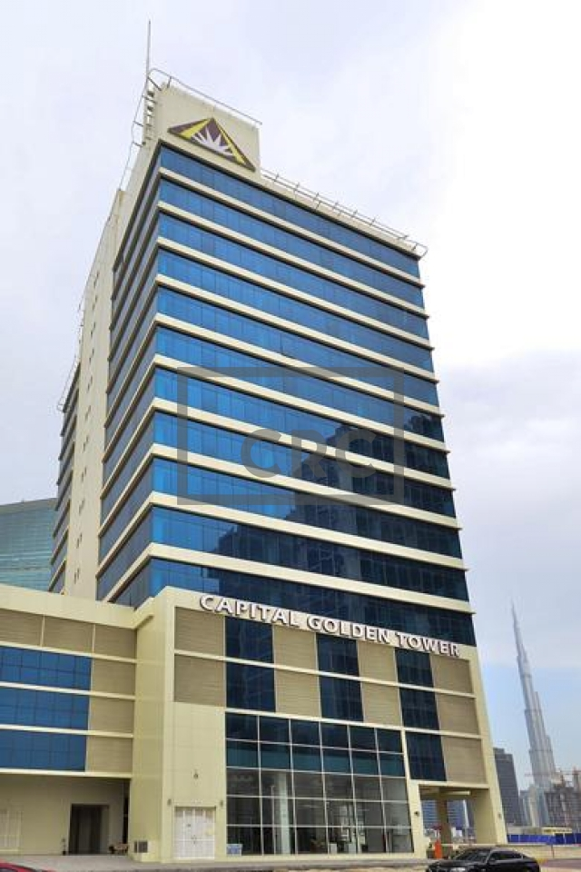 office for rent in business bay, capital golden tower | 4
