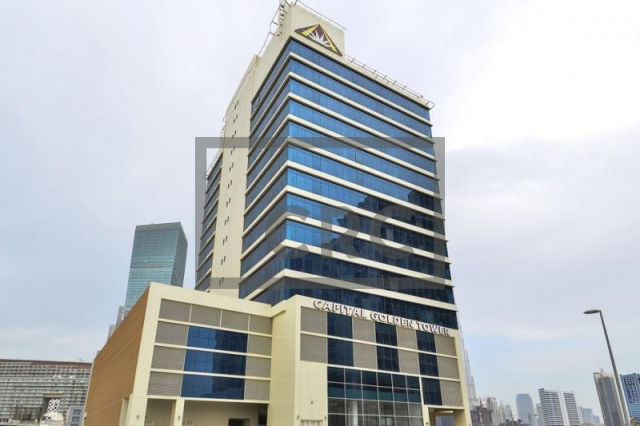 office for rent in business bay, capital golden tower | 5