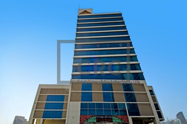 office for rent in business bay, capital golden tower | 10