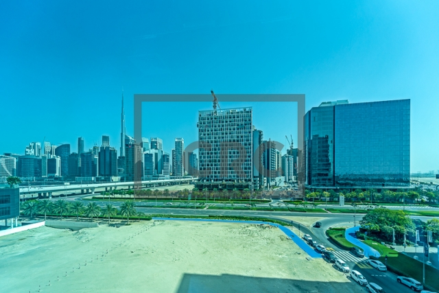 office for rent in business bay, capital golden tower | 11