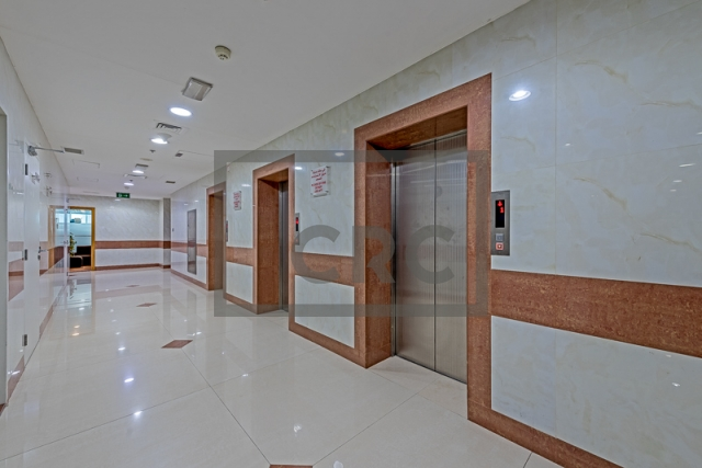 office for rent in business bay, capital golden tower | 9