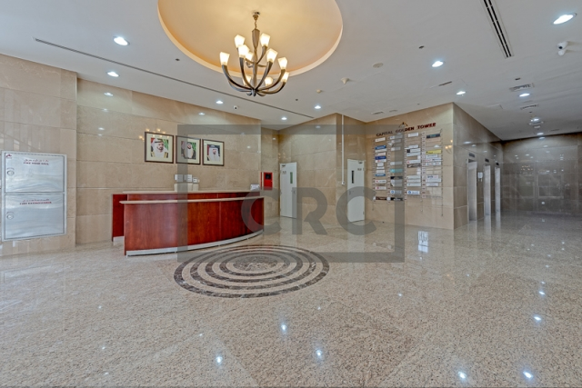 office for rent in business bay, capital golden tower | 7