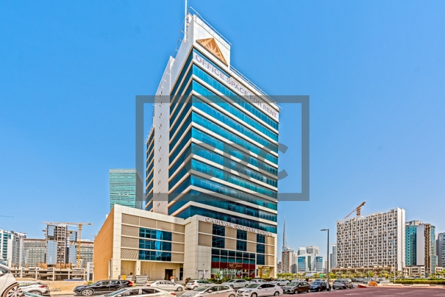 office for rent in business bay, capital golden tower | 8