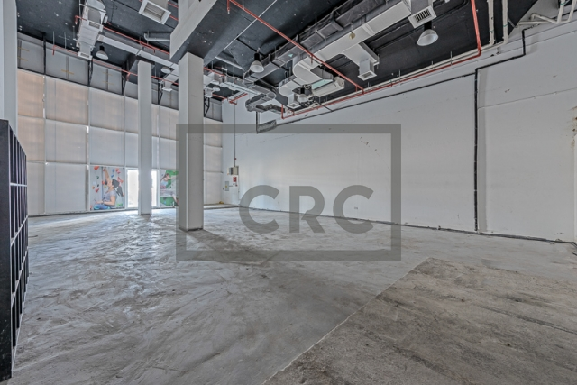 retail for rent in business bay, capital golden tower | 1