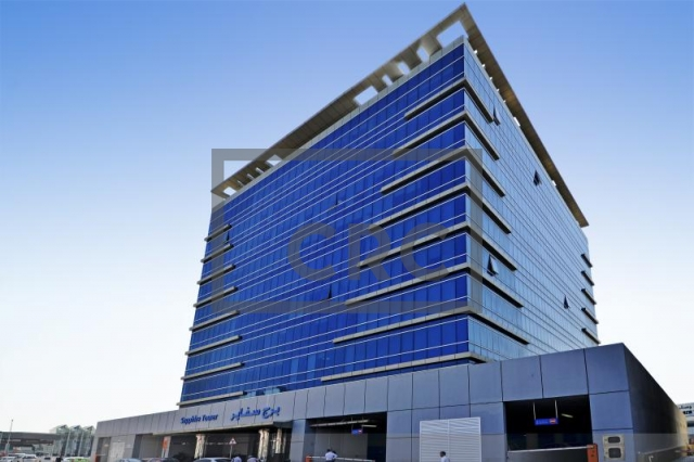 office for rent in deira, sapphire tower | 8