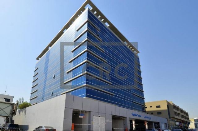 office for rent in deira, sapphire tower | 9