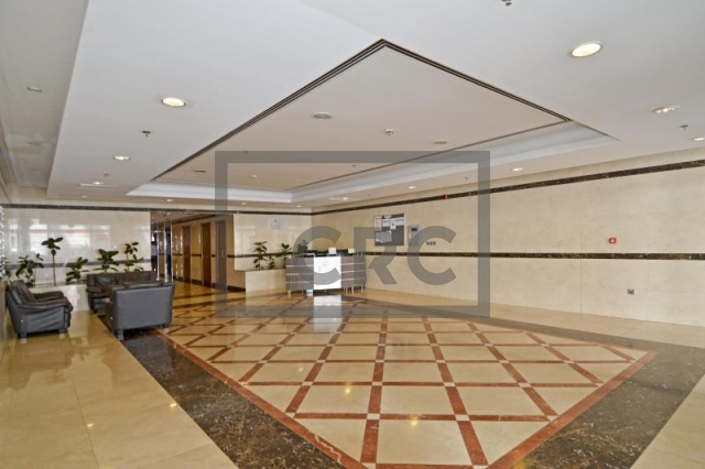 office for rent in deira, sapphire tower | 5