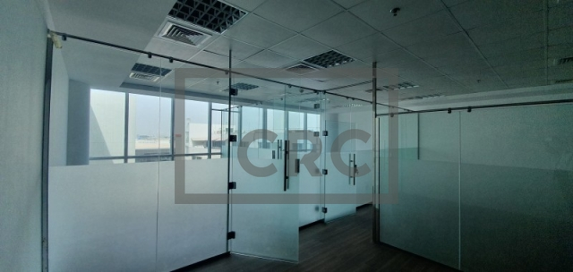office for rent in deira, sapphire tower | 2