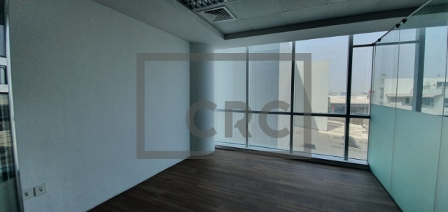 office for rent in deira, sapphire tower | 3