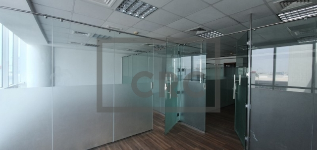 office for rent in deira, sapphire tower | 14