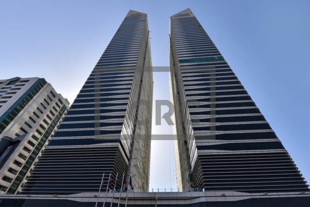 office for rent in sheikh zayed road, nassima tower   9